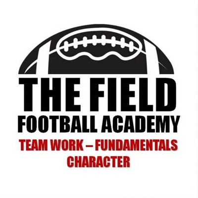 THE FIELD Football Academy Love Their Tackle Tubes