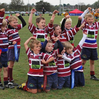 Sponsoring Grass Roots Rugby